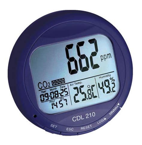 Detector de gas CDL 210 | PCE Instruments