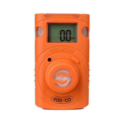 Detector de gas Crowcon Clip SGD CO | PCE Instruments