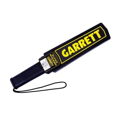 Detector de Metales Garrett Modelo Super Scanner 1165180