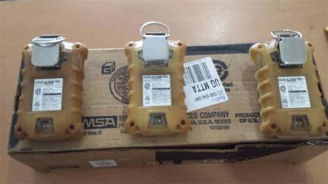 Detector Multigas Altair 4x h2s,co,o2 Y Lel . Marca Msa ...