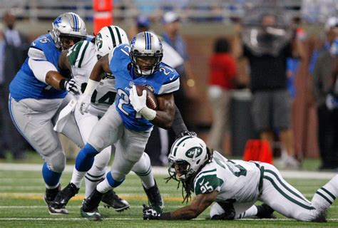 Detroit Lions Roster: The Particulars on Offense