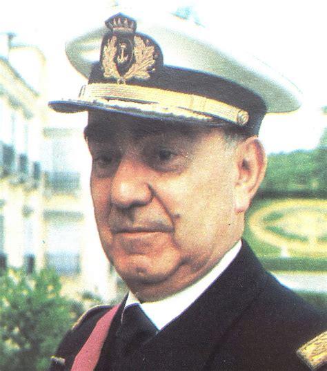 DÉU   PÀTRIA   FURS   REI: Asesinato del almirante Carrero ...