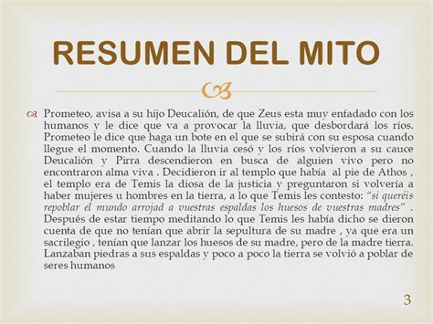 DEUCALION Y PIRRA Celia Álvarez López Lorena García ...