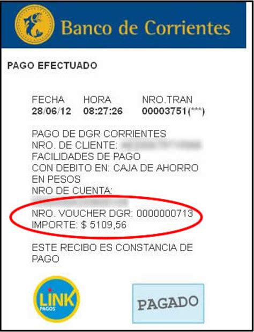DGR Corrientes