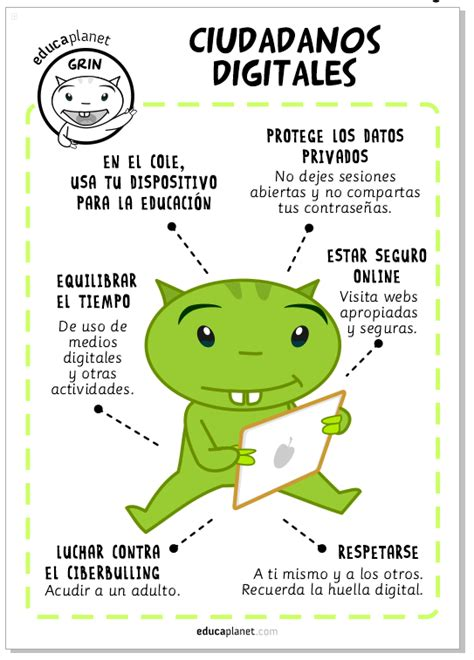 DÍA DE INTERNET- poster ciudadano digital