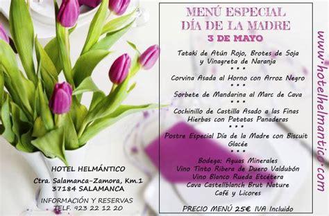 Día de la Madre 2015 | Hotel en Salamanca
