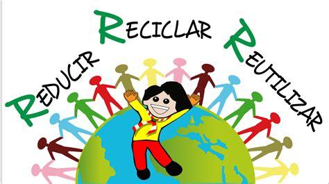 DIA de la TIERRA: Reducir Reciclar y Reutilizar - YouTube