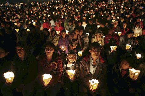 'Dia De Las Velitas' Celebrated In Colombia To Honor The ...