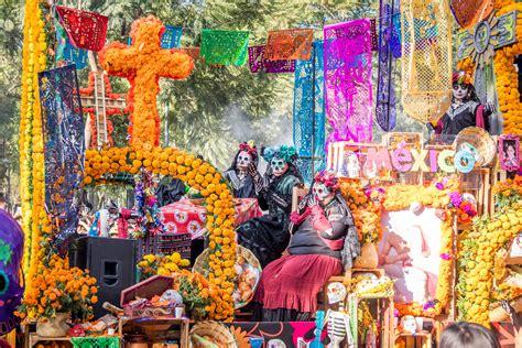 Día de los Muertos: vive la celebración de la muerte en México