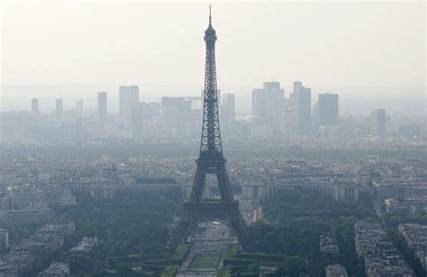 Día de parada en París para frenar la contaminación del ...