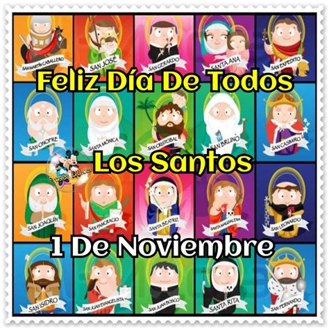 Día de Todos los Santos Imágenes, Fotos y Gifs para ...