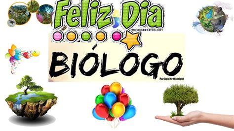 Día del biólogo. ¿Qué es un biólogo?   YouTube