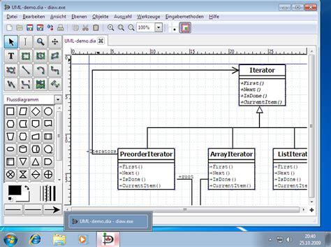 Dia Diagram Editor - Free Windows Software Page