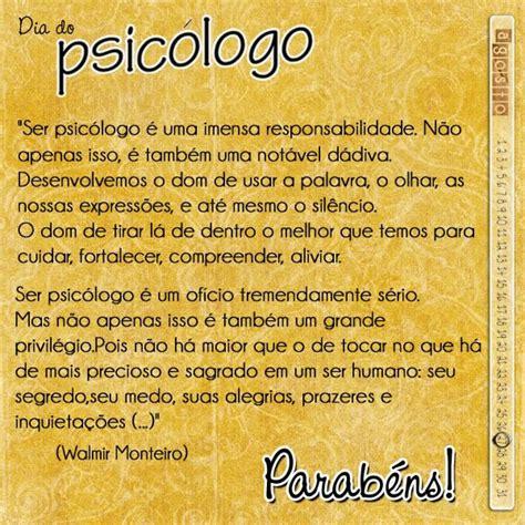 Dia do Psicólogo   Imagens e Mensagens para Facebook ...