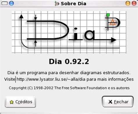 Dia: O Editor de diagrama (Microsoft Visio) para Linux