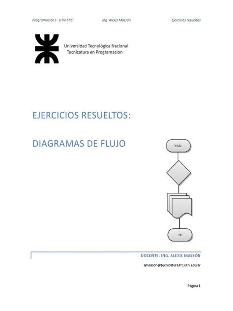 Diagrama De Flujo Resueltos Gallery   How To Guide And ...