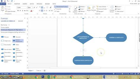 Diagrama De Flujo Visio 2013 Gallery   How To Guide And ...