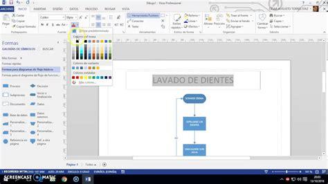 Diagrama De Flujo Visio 2013 Gallery - How To Guide And ...