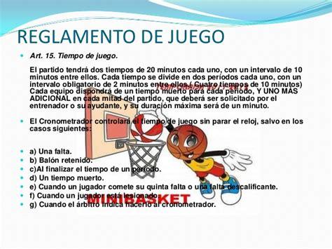 Diapositivas basquet