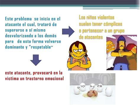 Diapositivas bullying