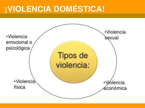 Diapositivas violencia domestica. Franklin Contreras 2