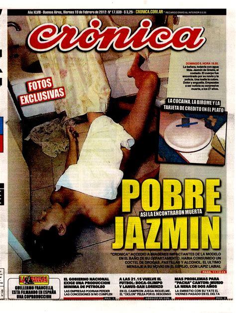 Diario Crónica y La Polémica Portada de la Muerte de ...