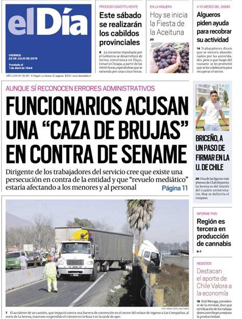 Diario El Día 22-07-2016 | Diario El Día11975