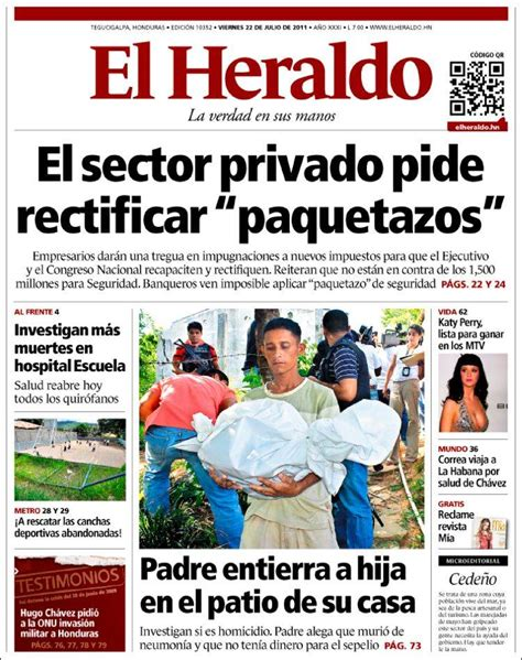 Diario El Heraldo Honduras - Keywordsfind.com
