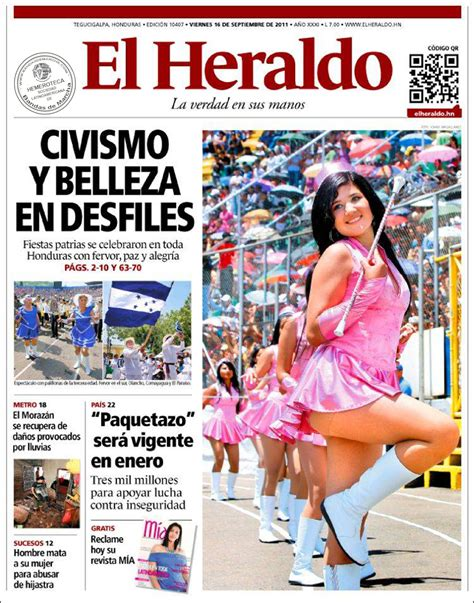 Diario El Heraldo Honduras Noticias De Honduras ...