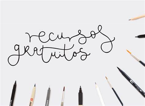 Dibujar letras bonitas