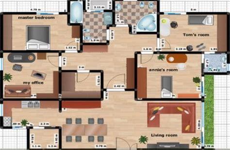 Dibujar planos de casas