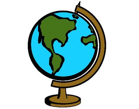 Dibujo de Bola del mundo II pintado por en Dibujos.net el ...