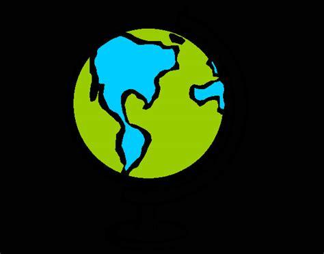 Dibujo de Bola del mundo II pintado por Iderlin en Dibujos ...