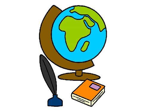 Dibujo de Bola del mundo pintado por Awdsa en Dibujos.net ...