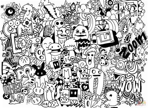 Dibujo de Collab en Doodle para colorear | Dibujos para ...