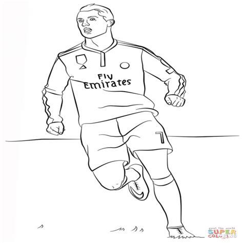 Dibujo De Cristiano Ronaldo Para Colorear Dibujos Para ...