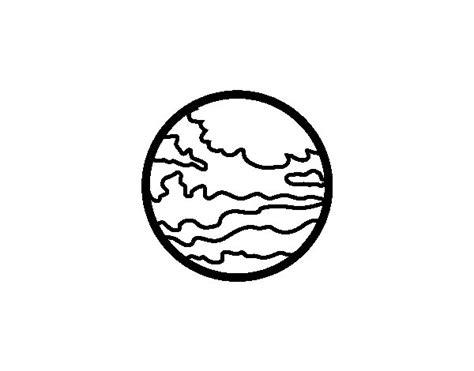 Dibujo de El planeta Marte para Colorear   Dibujos.net