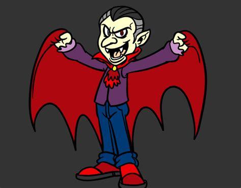 Dibujo de El vampiro. pintado por Laperez en Dibujos.net ...