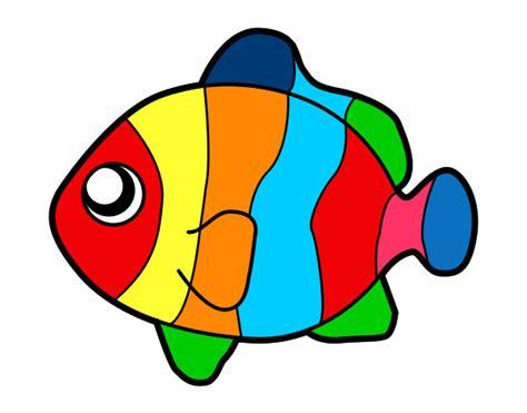 Dibujo de Fish Colors pintado por Glendasans en Dibujos ...