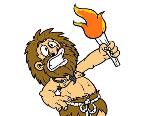 Dibujo de ¡Fuego! pintado por en Dibujos.net el día 07-03 ...