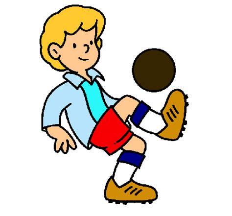 Dibujo de Fútbol pintado por Futbol en Dibujos.net el día ...