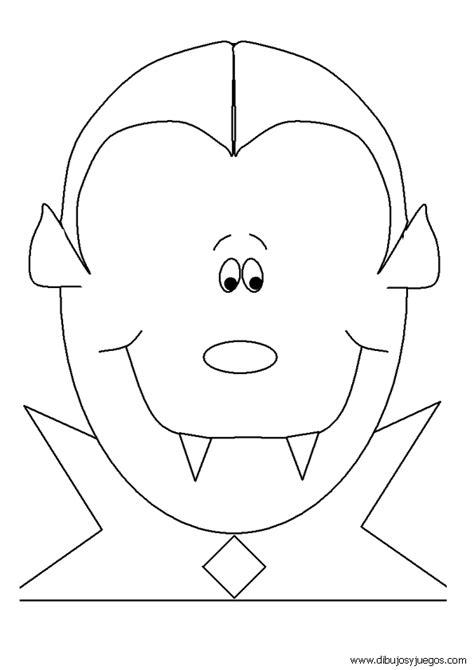 dibujo-de-halloween-vampiro-007 | Dibujos y juegos, para ...