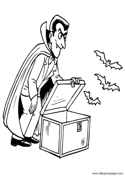 dibujo-de-halloween-vampiro-011 | Dibujos y juegos, para ...