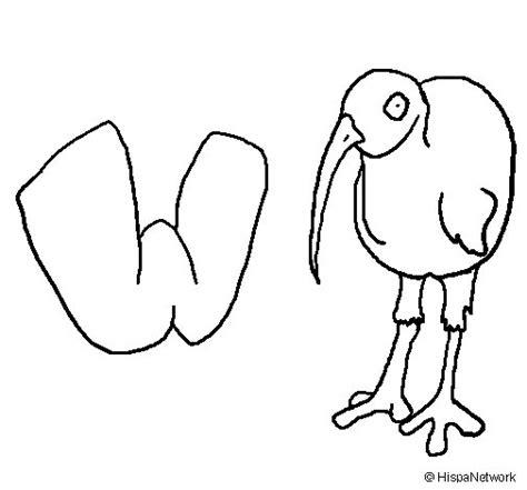 Dibujo de Kiwi para Colorear   Dibujos.net