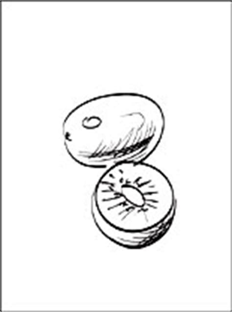 Dibujo de Kiwi para colorear e imprimir | Dibujos para ...