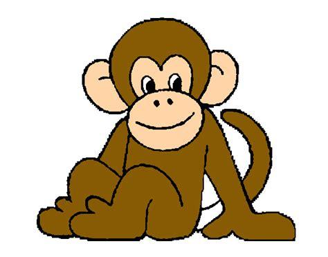 Dibujo de mi mono pintado por Briggithe en Dibujos.net el ...
