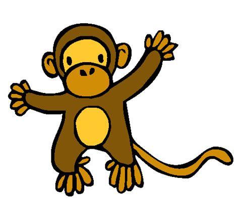 Dibujo de Mono pintado por Monos en Dibujos.net el día 09 ...