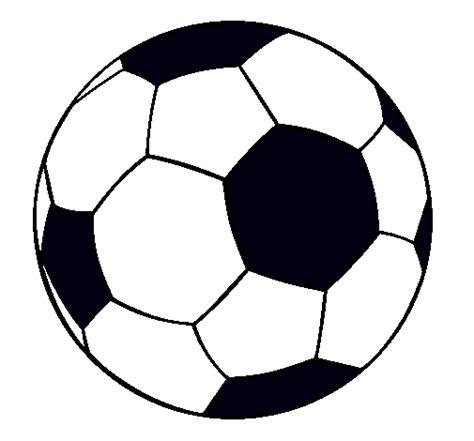 Dibujo de Pelota de fútbol II pintado por Balon en Dibujos ...
