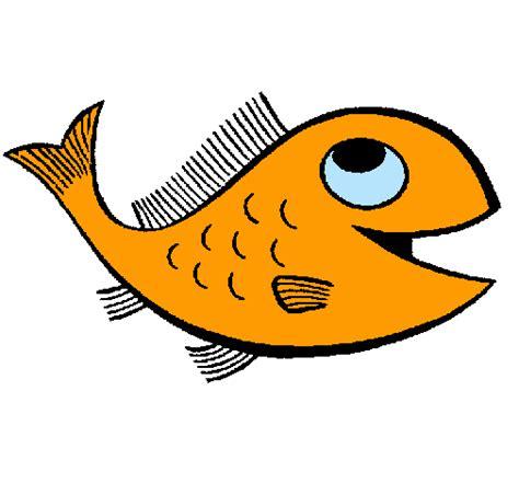 Dibujo de Pez pintado por Pescado en Dibujos.net el día 07 ...