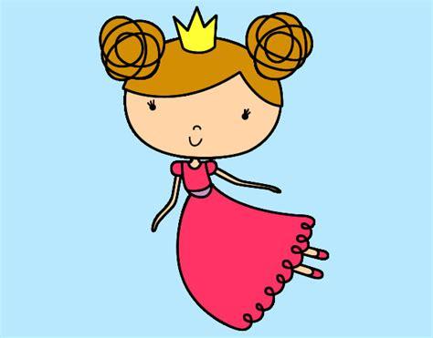 Dibujo de Princesa volando pintado por Barvi en Dibujos ...